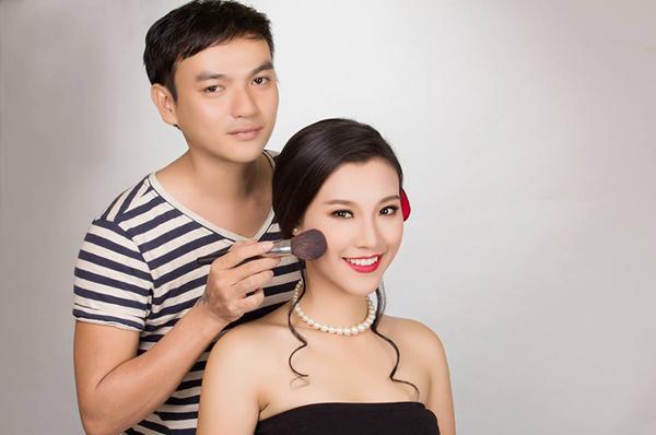 Tư vấn make up cho cô dâu mắt một mí