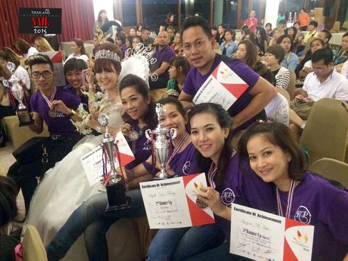 5 mẫu móng lên ngôi trong giải thi quốc tế 8