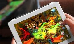 Những game không thể bỏ qua khi dùng iPad