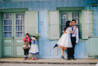Kết quả cuộc thi Ảnh cưới đẹp tháng 3