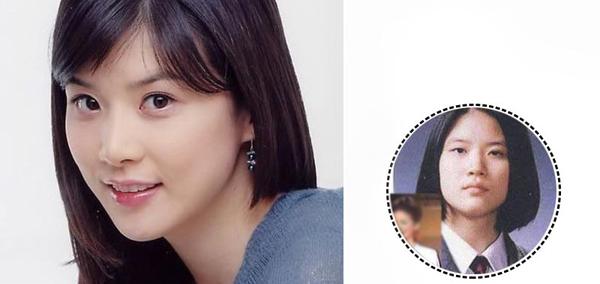 Không nhận ra nhan sắc 7 mỹ nhân Hàn theo thời gian