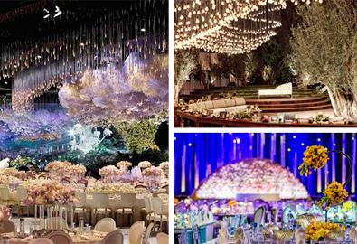 Những đám cưới xa hoa nhất thế giới ở Dubai