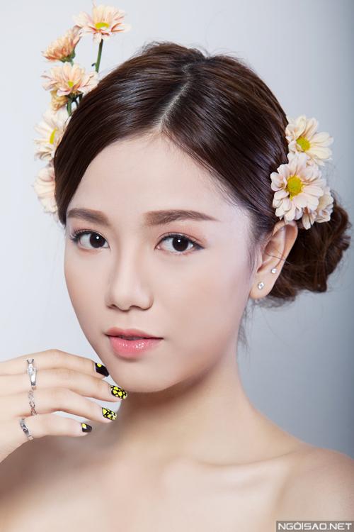 Hotgirl Hạ Anh gợi ý 3 style makeup cô dâu ngọt ngào