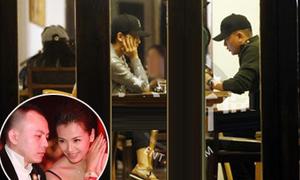 'A Châu' Lưu Đào hẹn hò với chồng đại gia