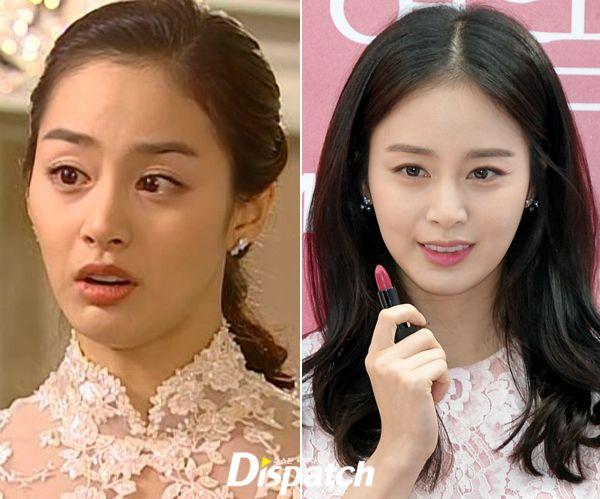 Ngắm nhan sắc rực rỡ của 7 ngọc nữ Hàn ở tuổi 30