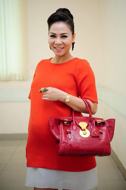 Thu Minh, đại gia túi hiệu của showbiz Việt
