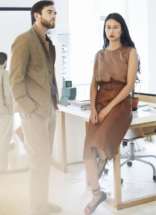 Thế giới tĩnh lặng của cô gái gốc Việt và bạn đời thiết kế Pháp