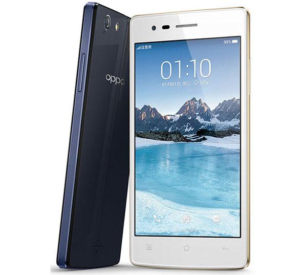 Smartphone lõi tứ giá rẻ A31 của Oppo