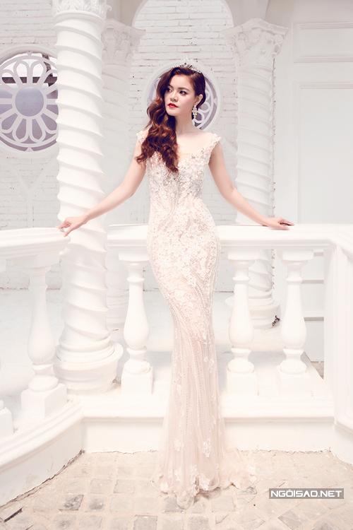 Bảo Ngọc gợi ý váy cưới giúp cô dâu quyến rũ