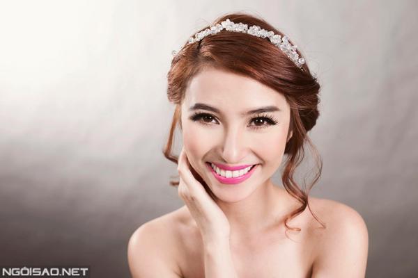 4 kiểu trang điểm cưới gợi cảm cho cô dâu Việt