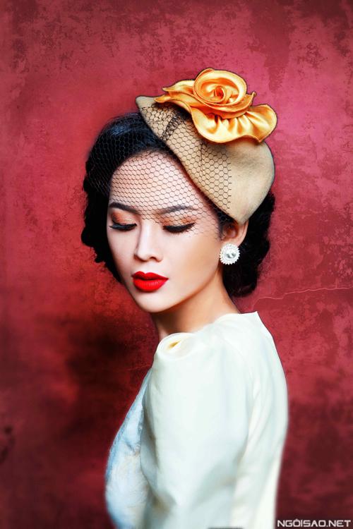 Lê Sang gợi ý 2 cách make-up cô dâu cổ điển