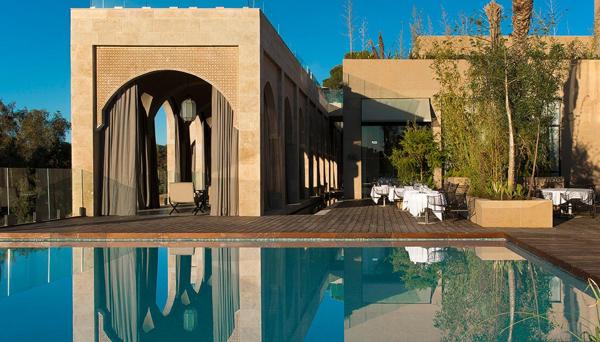 Khách sạn Sahrai (Fez, Morocco) luôn nằm trong top khách sạn đắt đỏ hàng đầu.