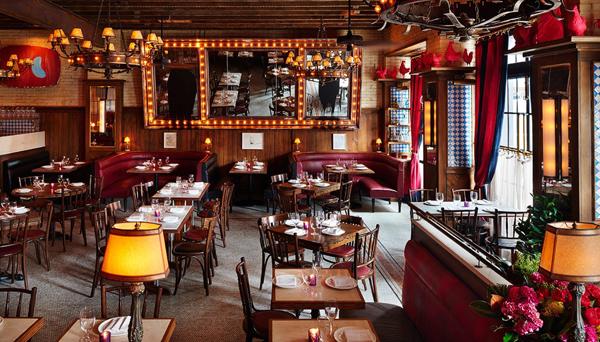 Nằm giữa New York hoa lệ, The Ludlow có tới 184 phòng mang phong cách ấm cúng.
