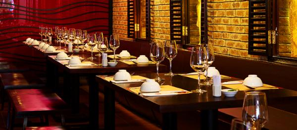Nhà hàng Khoái sang trọng với diện mạo mới
