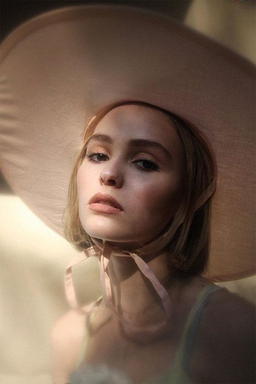 Con gái Johnny Depp xinh như thiên thần
