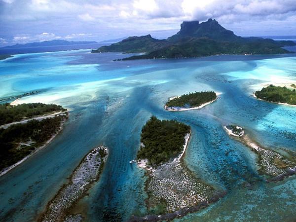 Những hòn đảo tư nhân đẹp và siêu đắt