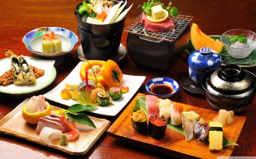 Chế độ ăn uống khoa học giúp nhiều người Nhật tránh được bệnh dạ dày.