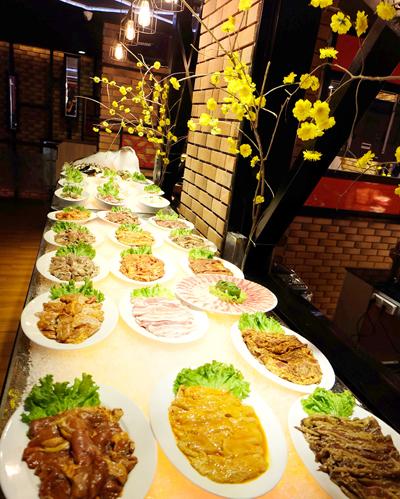 Nhiều món ngon cho mùa hè tại Seoul Garden