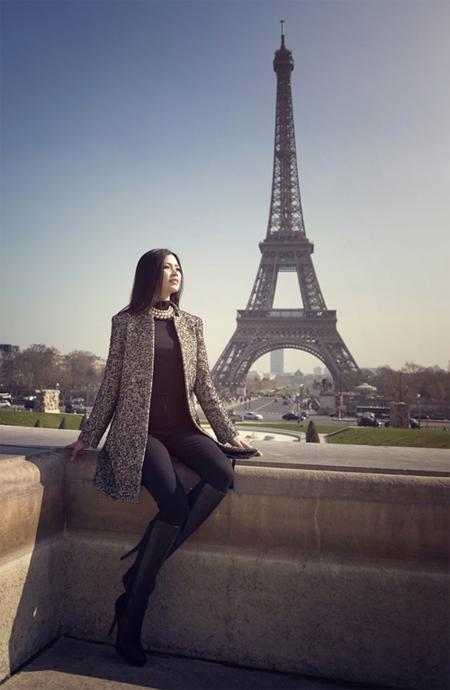Á hậu Việt Nam 2014 Diễm Trang có chuyến du ngoạn châu Âu đáng nhớ.  Á hậu dành hơn 3 tuần thăm thú những địa điểm nổi tiếng ở Balan, Italy và   Pháp. Người đẹp cho biết, mỗi quốc gia đều để lại cho cô nhiều kỷ niệm   đáng nhớ.