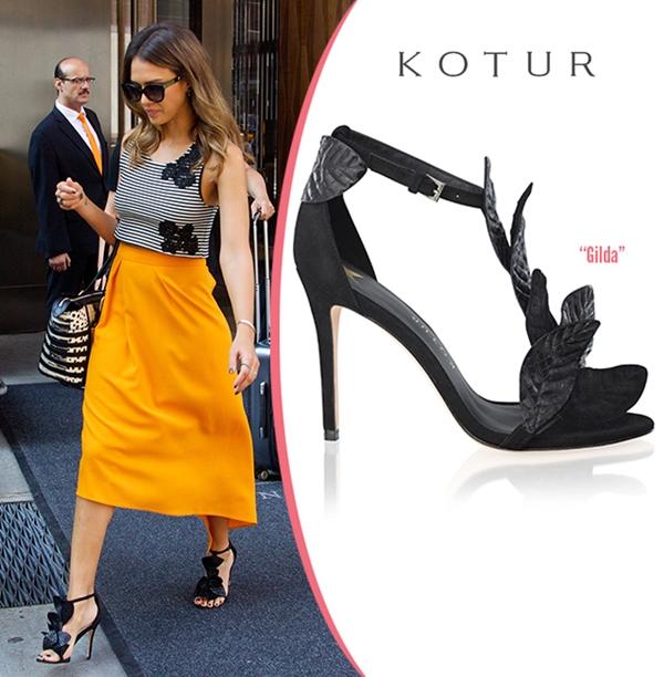 Kotur-Gilda-Fall-2014-Embellished-Sandal