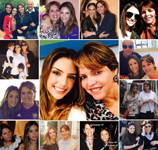 Caroline Celico tổng hợp những khoảnh khắc thân thiết bên mẹ chồng mừng sinh nhật bà.