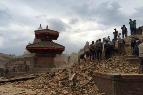 Du khách Việt ở Nepal: 'Giờ chúng tôi vẫn sốc'