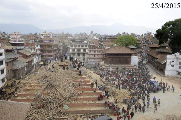 Ngôi chùa Maju Deval được xây dựng vào năm 1690, là một di sản thế giới được Unesco công nhận nằm trong quảng trường Patan Durbar, thủ đô Kathmandu.
