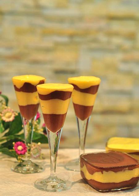 Kem mascarpone chocolate cho buổi tối lãng mạn