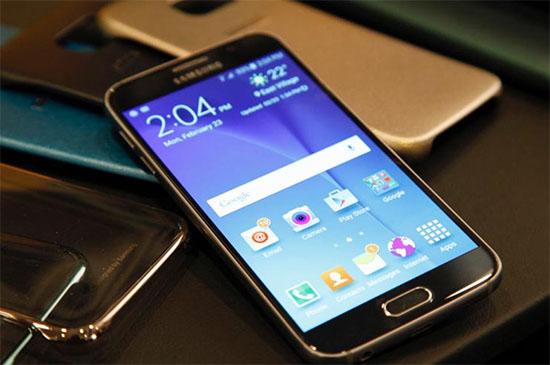 Samsung thừa nhận S6, S6 Edge bị lỗi tự khởi động