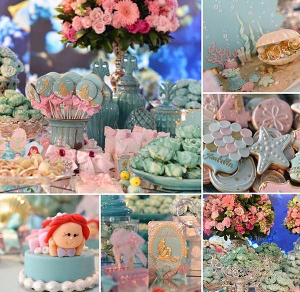 Tiệc sinh nhật của Isabella dễ thương, hoành tráng là niềm mơ ước của các bé gái.