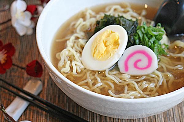 Mỳ ramen và cách ăn đặc biệt của người Nhật