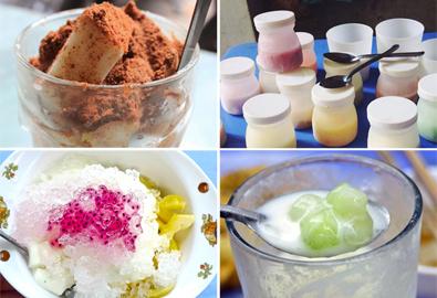 Các quán sữa chua ngon lạ cho ngày hè ở Hà Nội