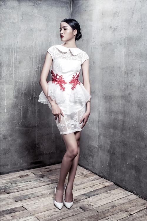 Đối với các bạn gái không có được lợi thế về chiều cao vượt trội, việc chọn lựa những mẫu váy đi tiệc thiết kế trên phom dáng các mẫu váy ngắn là lựa chọn hoàn toàn hợp lý.