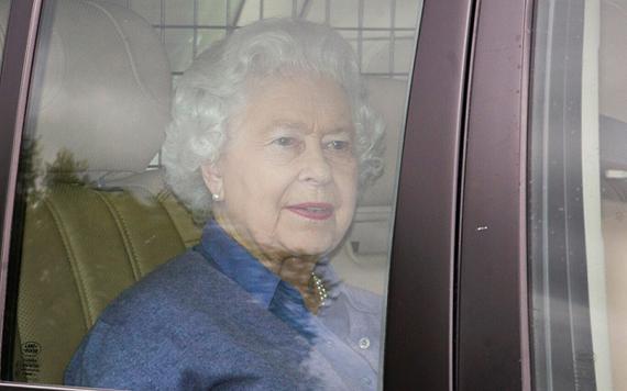 Nữ hoàng Anh lần đầu tới thăm chắt gái