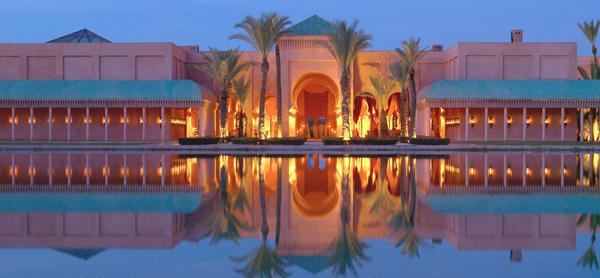 Resort xa hoa ở Ma rốc nơi Becks mừng tuổi 40