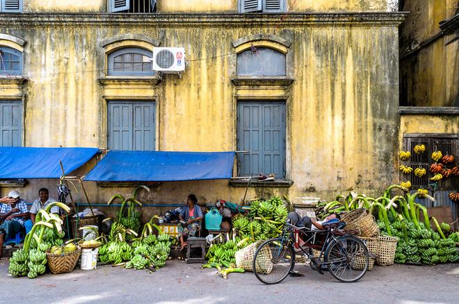 Myanmar bình dị và thân thương