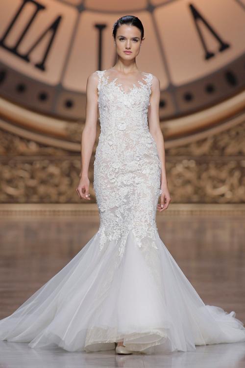 Pronovias ra mắt váy cưới 2016 tuyệt đẹp