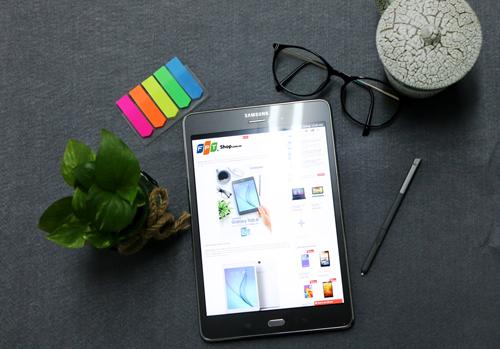 100% cơ hội được tặng tiền đến 4 triệu đồng khi chọn mua Galaxy Tab A tại FPT Shop