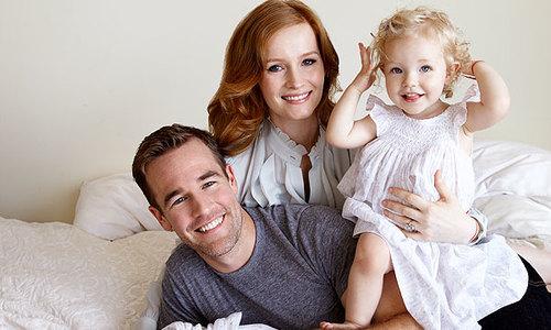 2 lần sinh nở 'nhớ đời' của vợ James Van Der Beek