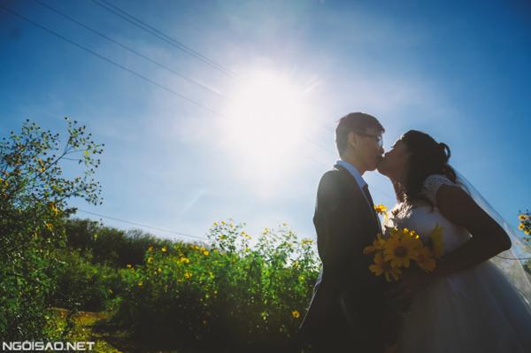 Cô dâu chia sẻ: Bí kíp chụp ảnh cưới đẹp