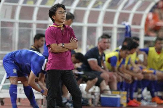 'HLV Miura bị động, không kịp trở tay'