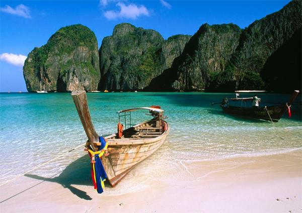 Đi lại và ăn ở tại các điểm đến hút khách ở Thái Lan