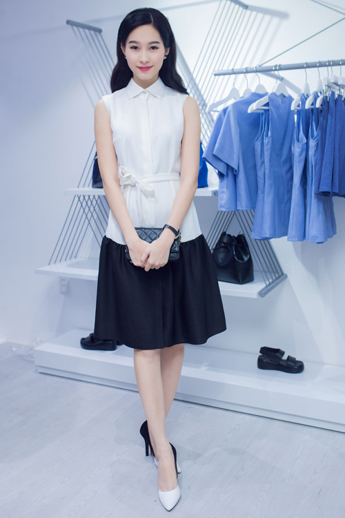 Sao Việt trẻ hơn nhờ style đơn giản