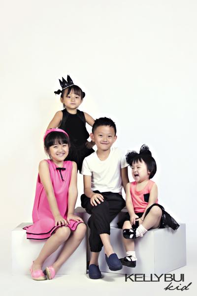 Kelly Bui ra mắt dòng sản phẩm cho bé yêu
