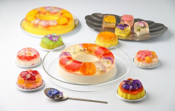 Bánh tráng miệng 3D đẹp không nỡ ăn của người Nhật