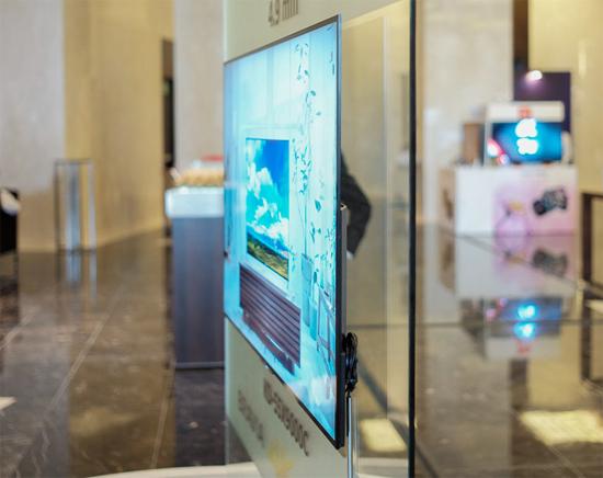 Sony giới thiệu loạt TV Bravia 4K 2015