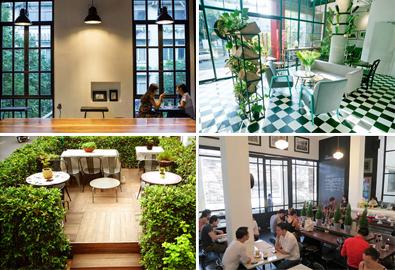 10 quán cà phê được check in ầm ầm ở Sài Gòn