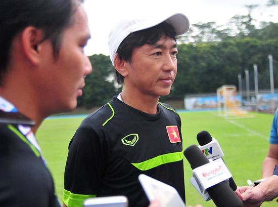 HLV Miura: 'Đội bóng không đá xấu'