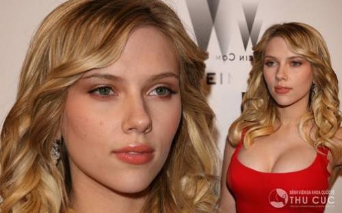 Sở hữu vòng một đẹp như Scarlett Johansson - Làm đẹp