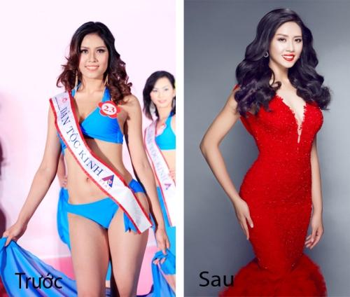 Những sao Việt đắt show nhờ giảm béo